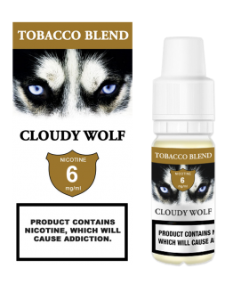 Tobacco Cloudy Wolf 6mg