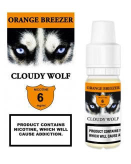 Orange Breezer Cloudy Wolf 6mg