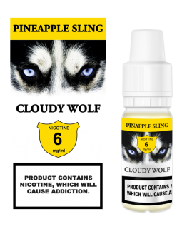 Pinapple Sling Cloudy Wolf 6mg